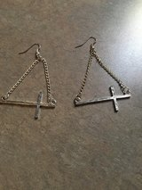 Cross earrings in Alamogordo, New Mexico