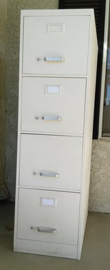 FILE Cabinet in Yucca Valley, California