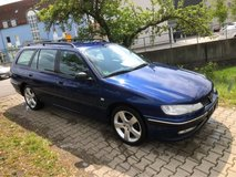 Peugeot 406 station wagon automatic- brand new inspection in Grafenwoehr, GE