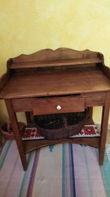 Wooden Commode in Spangdahlem, Germany