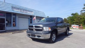 2013 DODGE RAM 1500  4x4 in Camp Lejeune, North Carolina