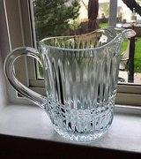 Crystal pitcher, perfect condition in Morris, Illinois