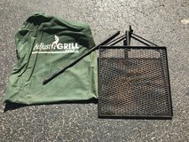 Grill campfire cooking grate in Joliet, Illinois