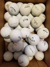 Golf Balls - 35 used in Camp Pendleton, California