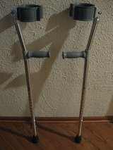 Crutches in Joliet, Illinois