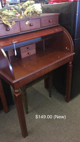 Roll top Desk (New) in Fort Leonard Wood, Missouri