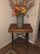 Treadle Sewing Machine Base Table in Kingwood, Texas