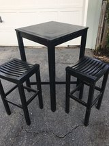 Table and Stool set in Elgin, Illinois
