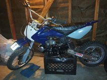 crf 50 cc mod into a 125cc in Yucca Valley, California