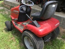 TROY-BILT model 13053 riding mower (no deck) for parts in Conroe, Texas
