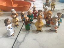 Mini Bible Action Figures in Okinawa, Japan