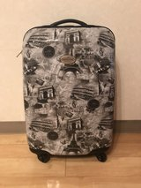 Overland Carry-on Suitcase in Okinawa, Japan