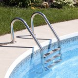 In-Ground Swimming Pool Ladder in Leesville, Louisiana