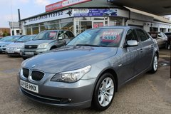 ** BMW 525i ** 64,000 Miles!! ** Automatic ** 6 months warranty!! in Lakenheath, UK