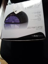 NailStar Professional 12w LED Nail Dryer Lamp GEL Polish in Ramstein, Germany