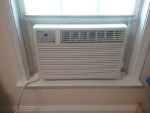 Window air conditioner and heater in Warner Robins, Georgia