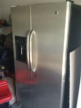 GE s/s Refrigerator(credit card accepted)REDUCED $499 in Camp Lejeune, North Carolina
