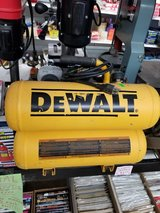 Dewalt Air Compressor in 29 Palms, California