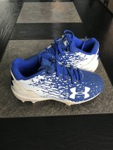 Underarmour Baseball cleats size 12 in Morris, Illinois