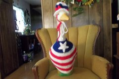 July 4th Girl Geese Outfit Crochet in Belleville, Illinois