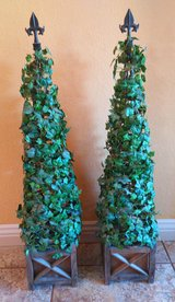 Topiaries - set of 2 in Yucca Valley, California