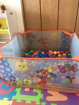 Ballpit w/ Balls in Okinawa, Japan