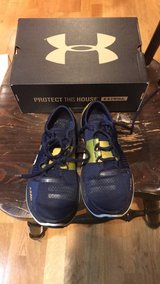 Under armor Notre Dame shoes in Naperville, Illinois