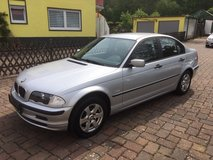 BMW 318i Sedan, AUTOMATIC, A/C, alloys, Multimedia, New Service, New TÜV!! in Ramstein, Germany