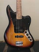 Vintage Modified Fender Jaguar Bass Special in Perry, Georgia