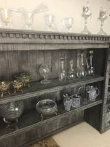 Crystal Glassware Vases, Bowels, Liquor & Wine Decanters, Etched Glass, Dozens FSBO,Moving,FM359... in Rosenberg, Texas