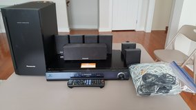Panasonic SABT200 - BLU-RAY DISC HOME THEATER SOUND SYSTEM in Fort Belvoir, Virginia