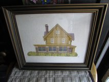 House Art size 20x24 in Chicago, Illinois