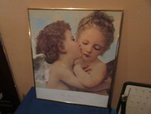First Kiss Art 20x23 in Chicago, Illinois