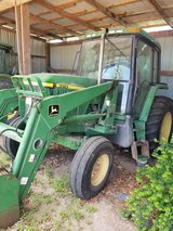 2001 John Deere 6210 Tractor in Fort Leonard Wood, Missouri