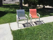 2 Kids patio chairs in Alamogordo, New Mexico