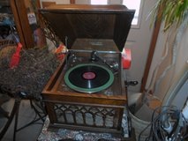 Silvertone Table Top Phonograph in Oswego, Illinois