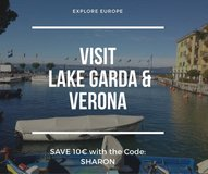 Verona and Lake Garda Long Weekend with Explore Europe in Ramstein, Germany