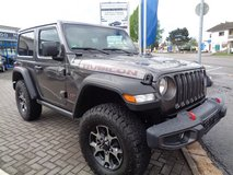 2018 JEEP WRANGLER RUBICON ONLY 3K Miles! in Ramstein, Germany