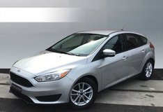 Certified 2016 Focus Hatch Automatic *ACT FAST* call 06371 8024450 in Spangdahlem, Germany