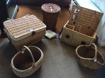 Basket collection to go in Lakenheath, UK