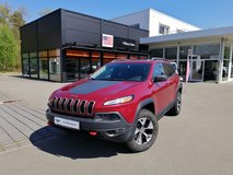 2017 Jeep Cherokee Trailhawk in Spangdahlem, Germany