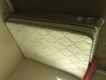 Full size mattress and box spring in Fort Campbell, Kentucky