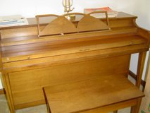 Wellington Spinet Piano and bench in Joliet, Illinois