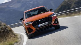 ALL NEW AUDI Q3 in Ramstein, Germany