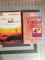 2 devotional books in Yucca Valley, California