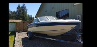 1994 invader open bow priced to sell in Fort Lewis, Washington