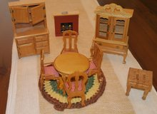 Wooden Doll House Furniture in Houston, Texas