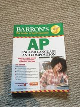 Barron's test prep in Naperville, Illinois