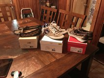 3 pairs authentic coach shoes in Warner Robins, Georgia