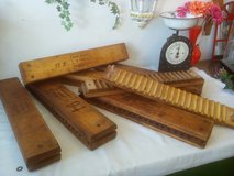 Antique Karl Hart cigar molds collection in Wiesbaden, GE
